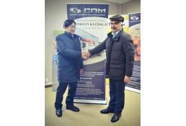 "Представители ""KANGLIM CO. LTD"" посетили ""СПМ Авто"""