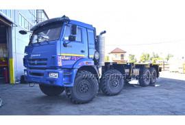Контейнеровоз КАМАЗ 63501 (8х8)