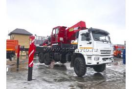 Автогидроподъемник Hansin 450А  КАМАЗ-43118 (Модель 732705)