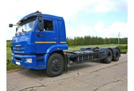 Шасси КАМАЗ 65117 (Евро-4)