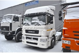 Магистральный тягач КАМАЗ-5490-990010-87(S5)