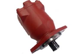 Гидромотор редуктора лебедки